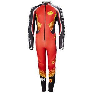 Helly Hansen Junior Gs Speed Ski Suit   152/12 Red