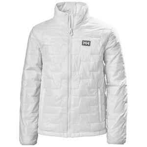 Helly Hansen Jr Lifaloft Ins Jacket   140/10 White