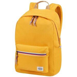 American Tourister Upbeat Zip Ryggsäck 19.5L, Yellow