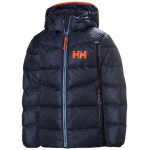 Helly Hansen Isfjord Down Mix Jacka, Navy 140