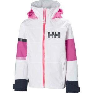 Helly Hansen Salt Coast Regnjacka, White 128
