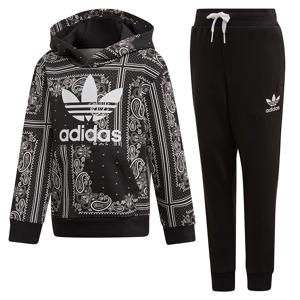 Adidas Bandana Hoodset Svart Barn