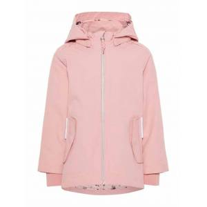 Name it Mette Vindjacka Mini Rosa