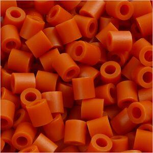 Nabbi- putkihelmet, koko 5x5 mm, aukon koko 2,5 mm, medium, punaruskea (32254), 6000 kpl/ 1 pkk
