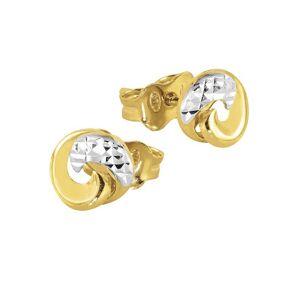 Kulta-Center Kultaiset tappikorvakorut X3E211682YWDCGW