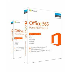 Microsoft Office 365 Home - 30 enheter