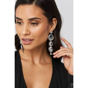 NA-KD by YOU Denmark Earrings - Silver