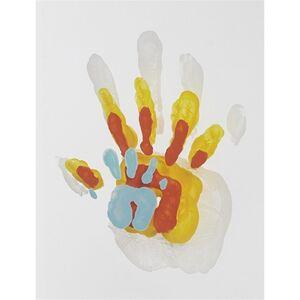 ART Baby Art Ram med handavtryck One Size