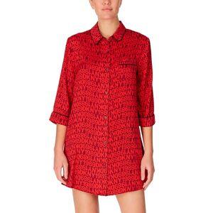 DKNY Only In DKNY Boyfriend Shirt - Red * Kampagne *