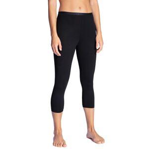 Calida Natural Comfort Capri Leggings - Black * Kampagne *