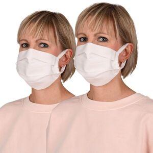 Anita 2-pak Community Face Mask - White * Kampagne *