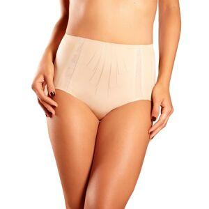 Chantelle Light Shaping Culotte Haute - Beige  - Size: 2858 - Color: Beige