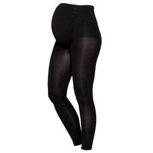 Boob Maternity Leggings - Black  - Size: 2916 - Color: musta