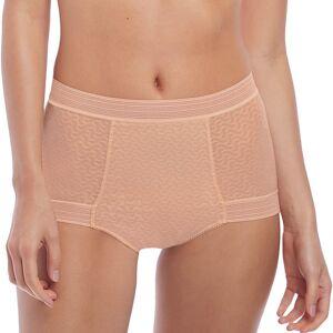 Wacoal Aphrodite High Waist Brief - Powder  - Size: WE140008 - Color: puuteri