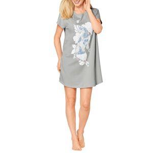 Triumph Lounge Me Cotton Nightdress - Mint green  - Size: 10198890 - Color: Mintunvihreä