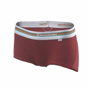 Houdini W Airborn Shorties pava red