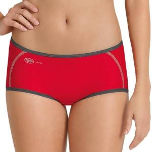 Anita Active Sporty Brief Panty - Red