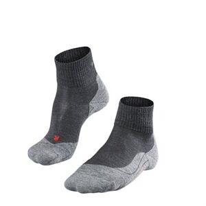 Falke TK5 Short Women Socks Asphalt Mel