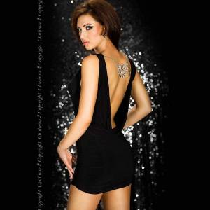 Black Dress & Jewelery