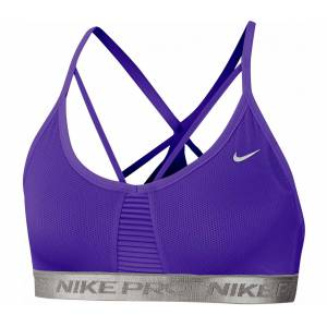 Nike Indy Damen Sport BH lila - L