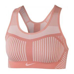 Nike FE/NOM Flyknit Damen Sport BH rosa - XS