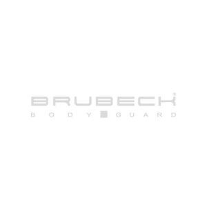 Brubeck Træningstrøje lynlås mænd Athletic-AT-Grey-Graphite-XXL