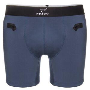 Frigo Revolutionwear Inc. Frigo CoolMax Boxer Brief - Blue  - Color: sininen