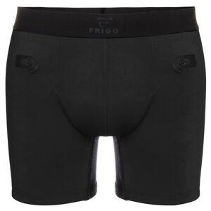 Frigo Revolutionwear Inc. Frigo Sport Boxer Brief - Black  - Color: musta