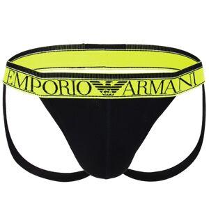 Emporio Armani Trendy Training Jockstrap - Navy-2 * Kampanje *