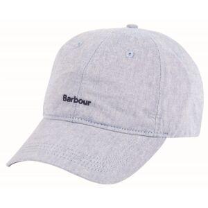 Barbour Chambray Cascade Sports Cap Blå