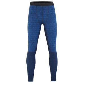 Bula Men's Geo Merino Wool Pants Blå