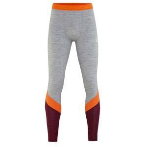 Bula Men's Retro Wool Pants Grå