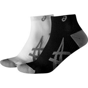 Asics 2PPK Lightweight Socks Hvit