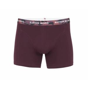Bjorn Borg Björn Borg 1-Pack Boxershorts (Simple Red)