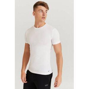 Nike 2-Pack T-Shirts S/s Crew Neck 2pk Vit  Male Vit