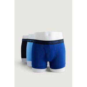 Nike Boxerkalsonger Trunk 3pk Blå  Male Blå