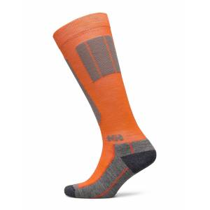 Helly Hansen Hh Lifa Merino Blue Alpine Soc Underwear Socks Regular Socks Orange Helly Hansen