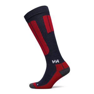 Helly Hansen Hh Lifa Merino Blue Alpine Soc Underwear Socks Regular Socks Blå Helly Hansen