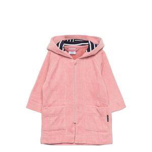 Polarn O. Pyret Bathrobe Solid Baby Pink Polarn O. Pyret