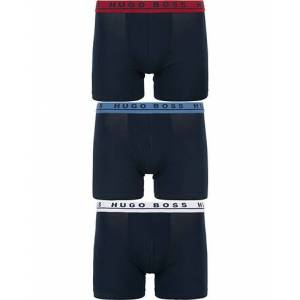Boss 3-Pack Boxer Brief Navy