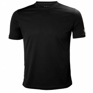 Helly Hansen Hh Tech Tshirt XXXL Black