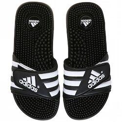 adidas Chinelo adidas Adissage - Slide - Masculino - PRETO/BRANCO