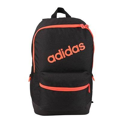 Mochila Adidas Daily Masculina - Masculino-Preto
