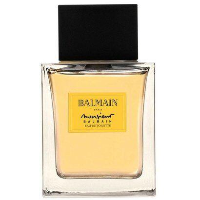 Monsieur Balmain Eau de Toilette - Perfume Masculino 100ml - Masculino-Incolor