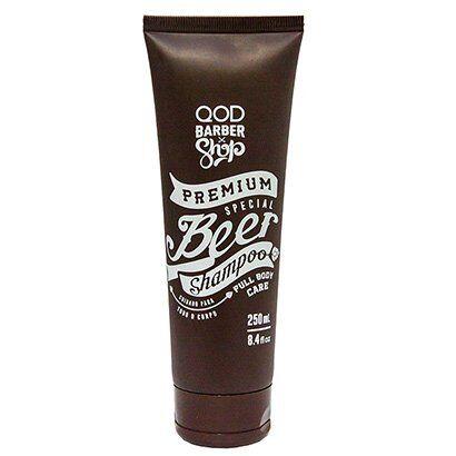 Shampoo QOD Barber Shop Premium Special Beer 250ml - Masculino-Incolor