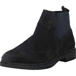 Tommy Hilfiger Camden 3b Midnight, Sko, Boots, Chelsea boots, Blå, Herre, 43