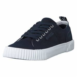 Scott Lyle&Scott Mitchell Dark Navy, Herre, Shoes, blå, EU 43