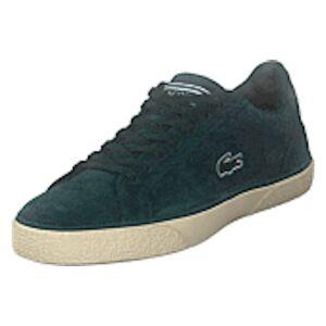 Lacoste Lerond 319 4 Cma Dk Grn/lt Tan, Shoes, sort, EU 42