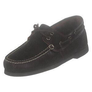 Timberland Cedar Bay Boat Shoe Dk Brown Full Grain, Herre, shoes, sort, EU 40