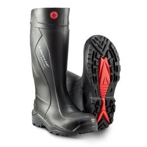 Dunlop Purofort+ Sikkerhedsgummistøvler, Str. 48 48